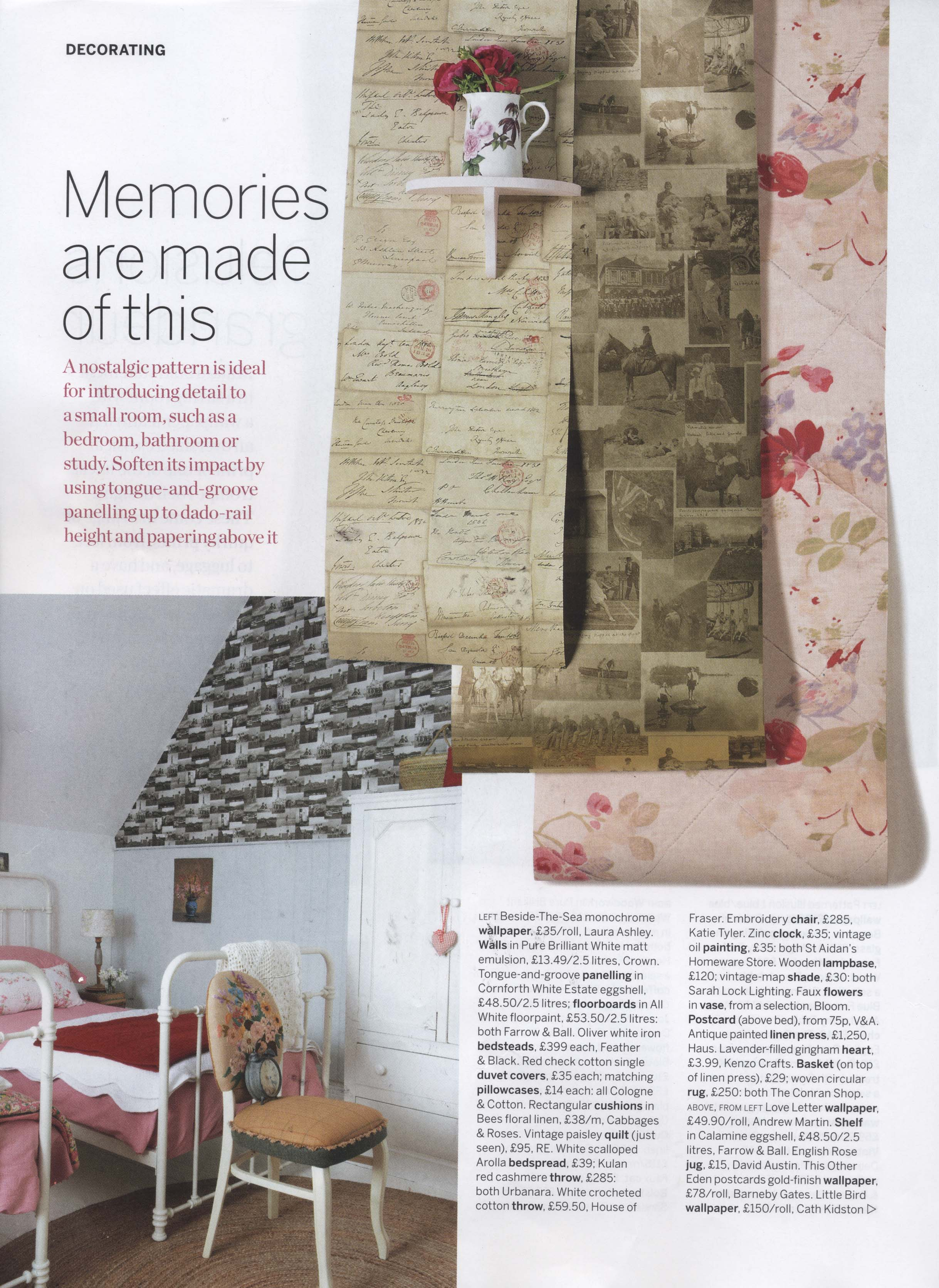 Country Living - April 2013 - Article