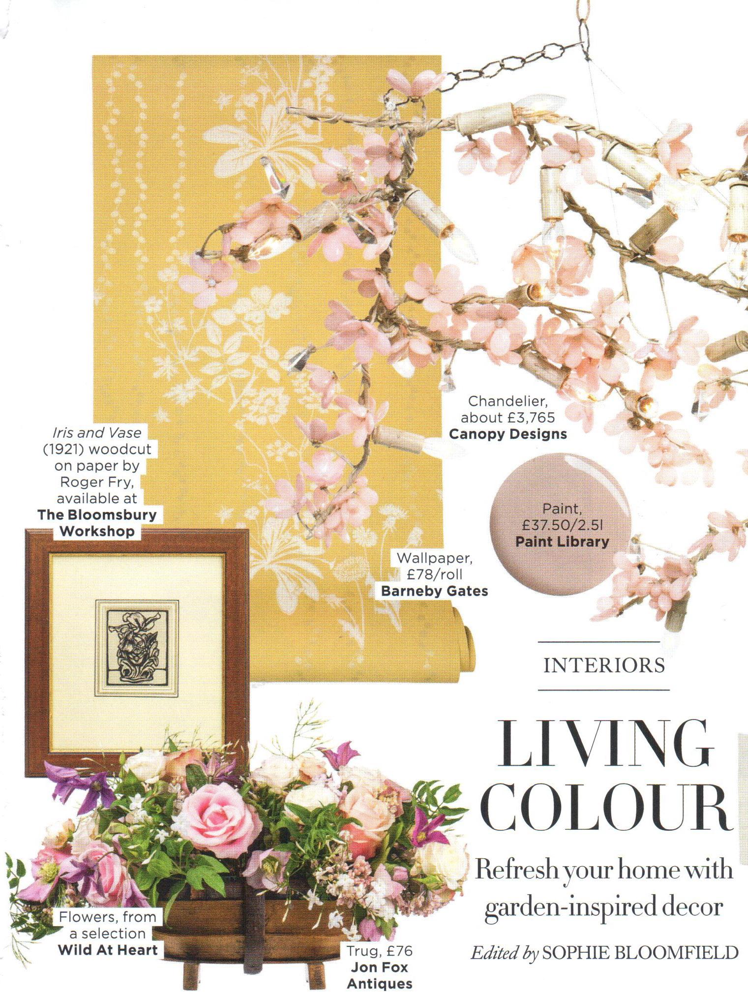 Harper's Bazaar - Article - Detail - May 2015