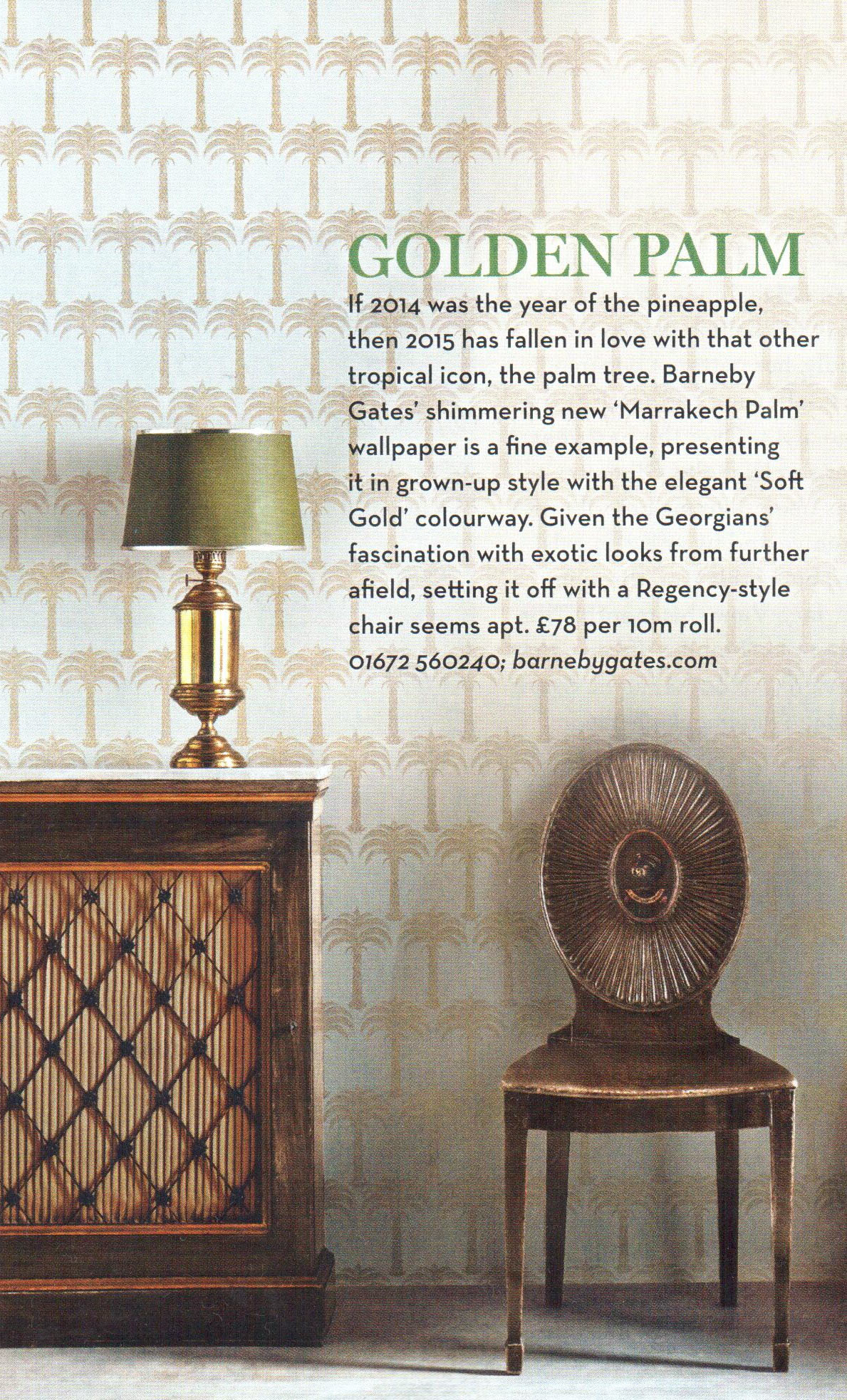 Homes & Antiques - Article - Detail -  March 2015