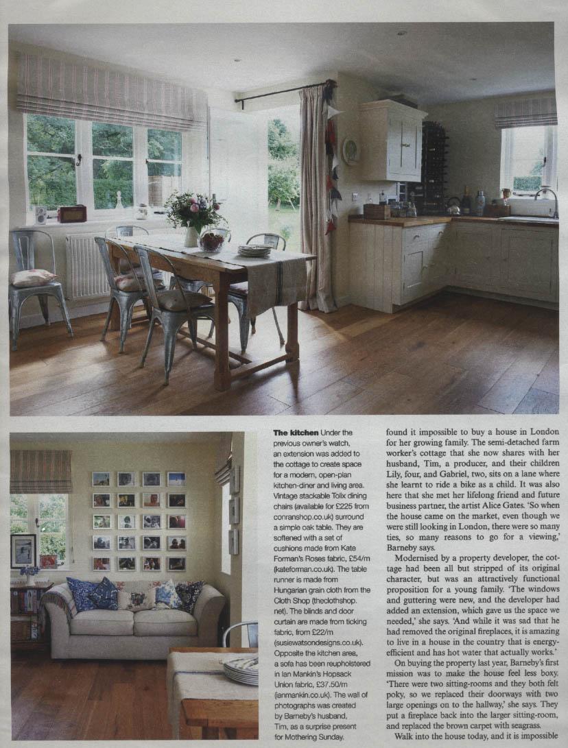 Saturday Telegraph Magazine - 22-09-12 - Article 2