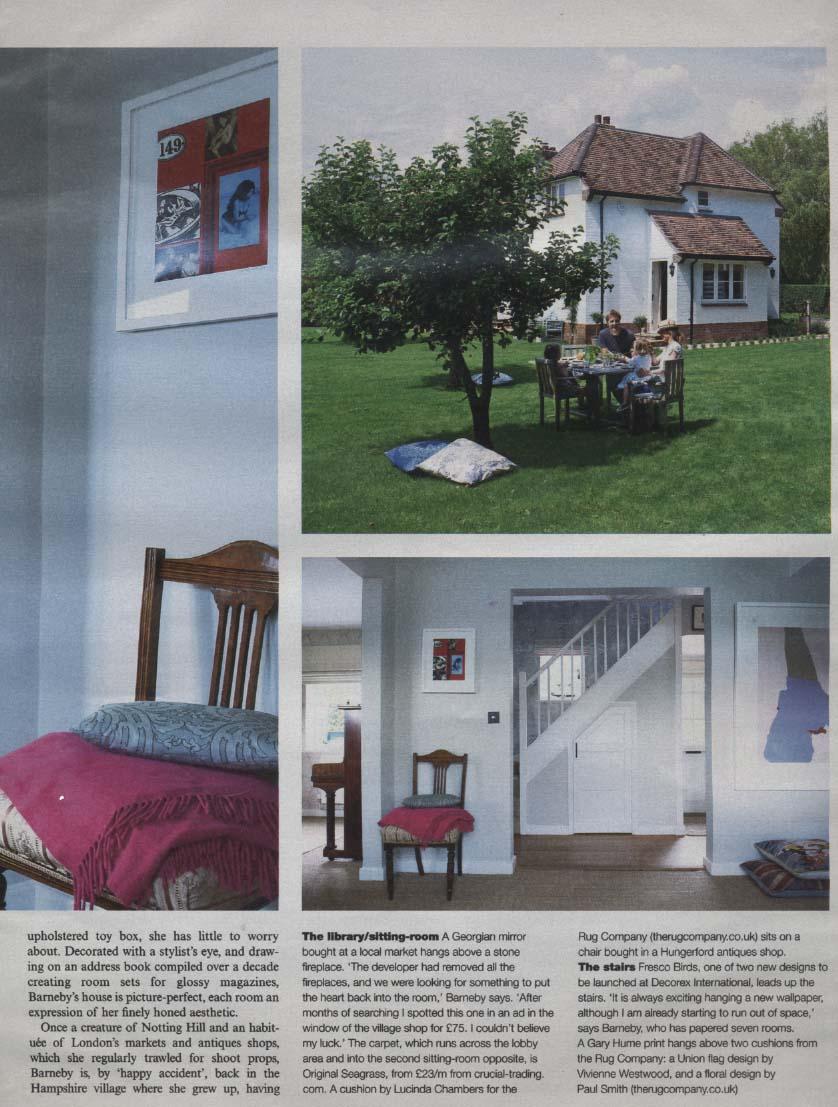 Saturday Telegraph Magazine - 22-09-12 - Article 3