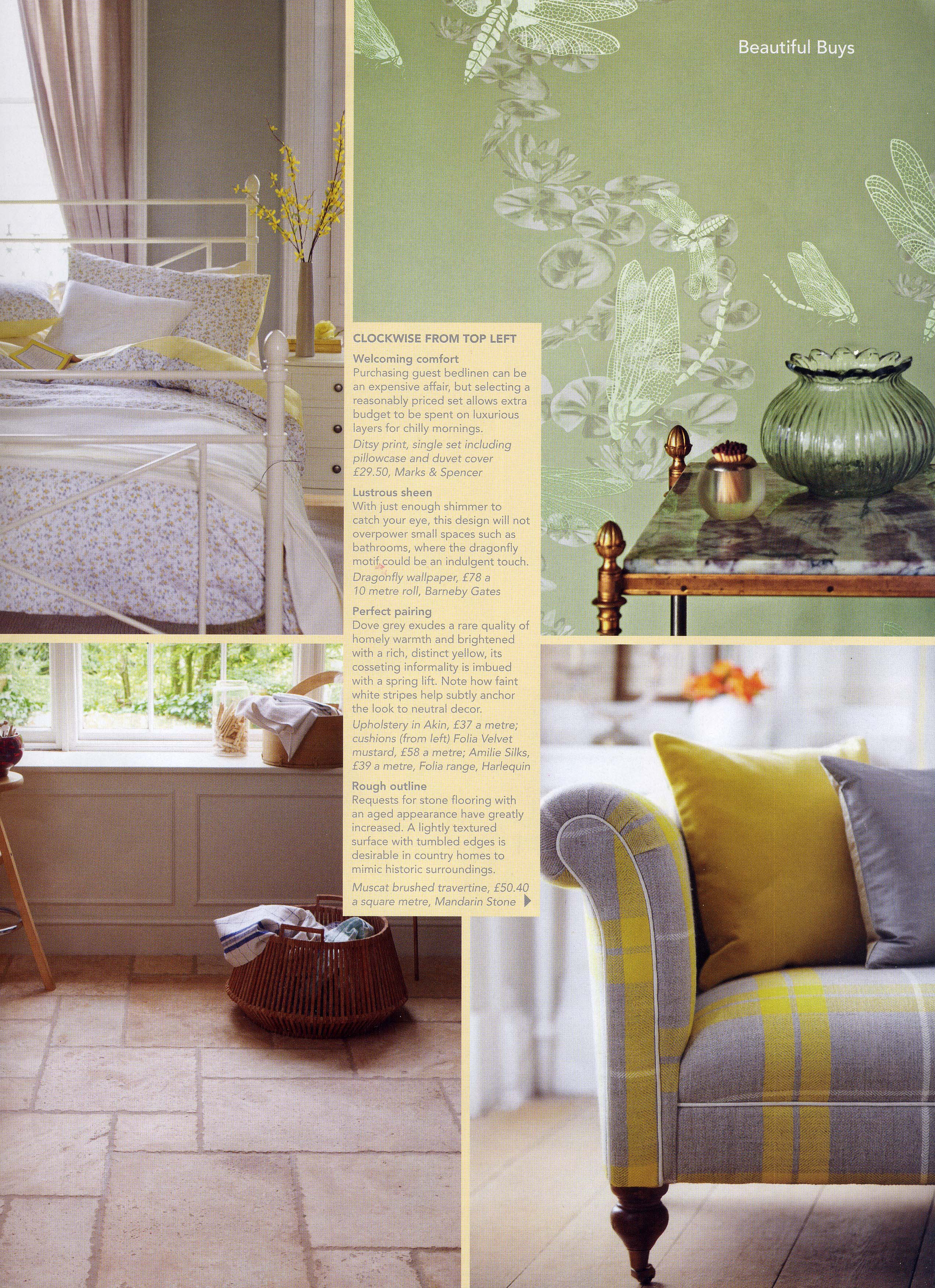 The English Home - April'12 - Article 1