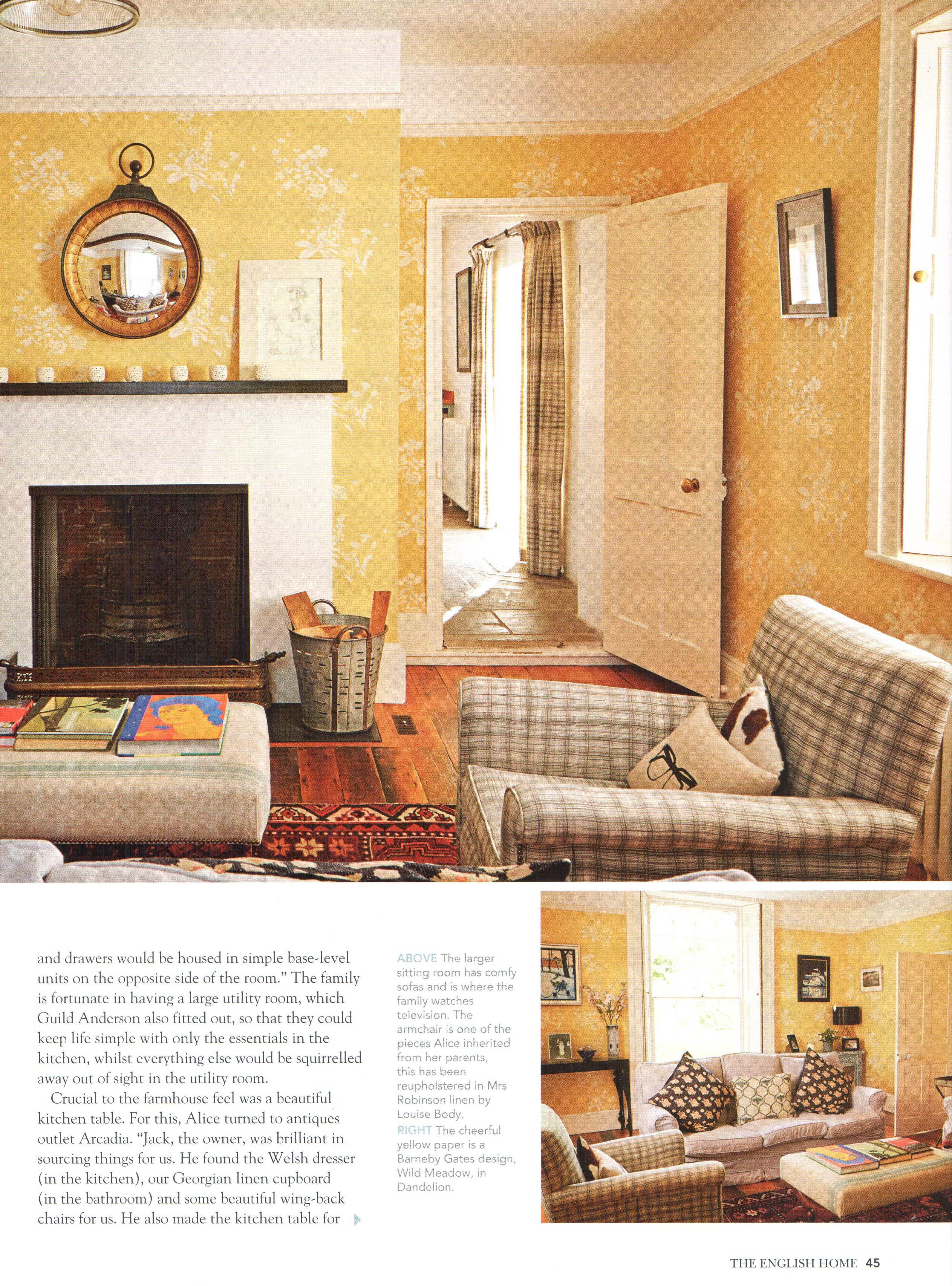 The English Home - May 2014 - Article, page 4