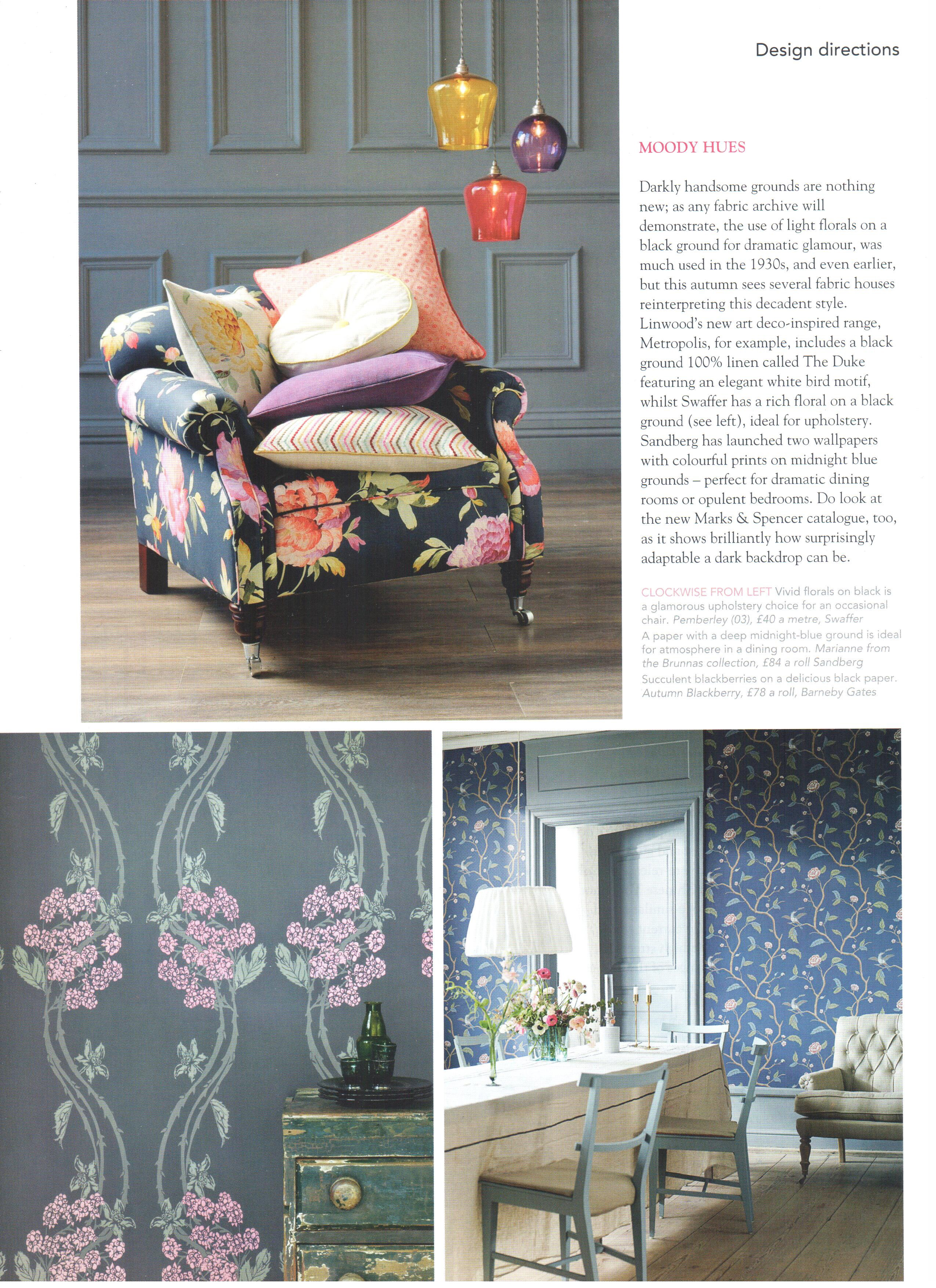 The English Home - article - Oct 2014