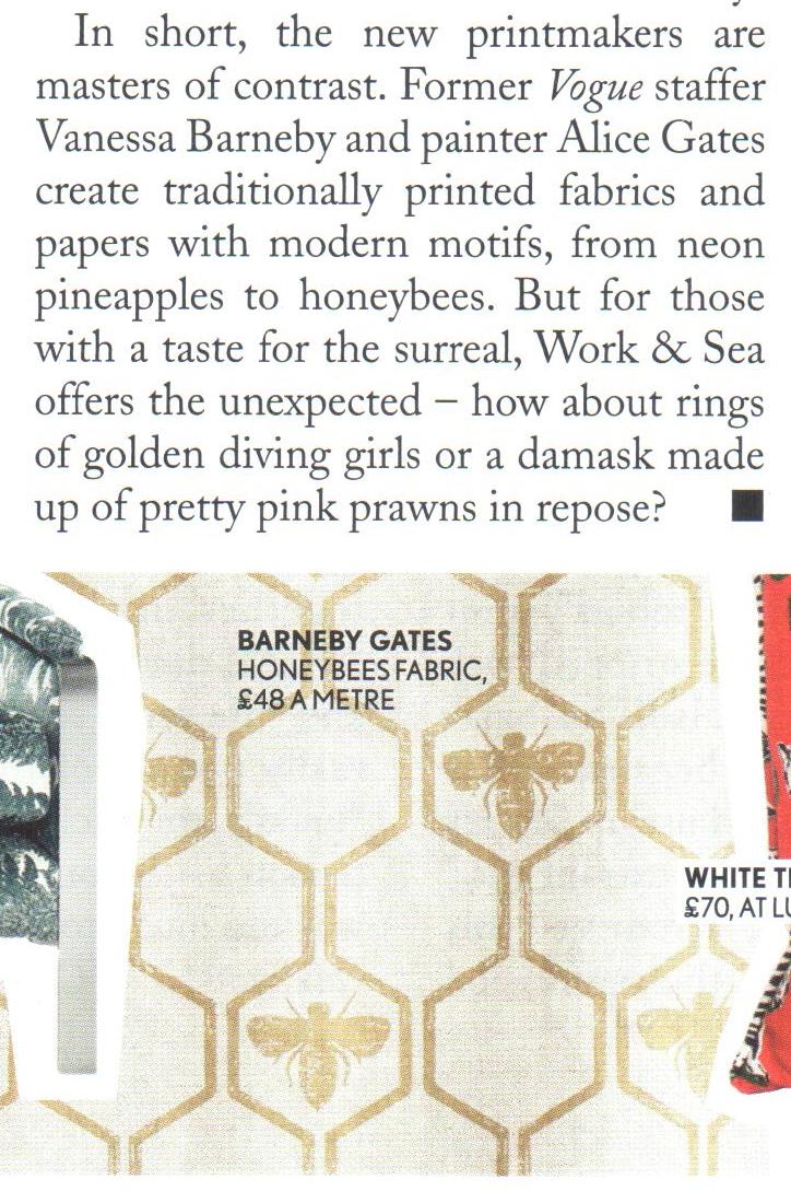 Vogue - Article - detail 2 -  Aug 2015